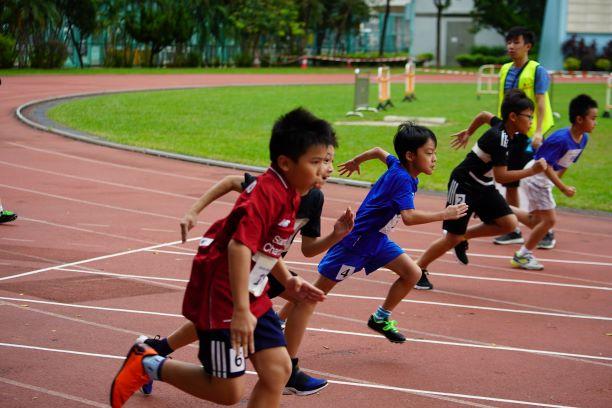 香港兒童奧林匹克田徑錦標賽2014