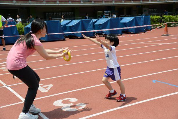 香港兒童奧林匹克田徑錦標賽2015