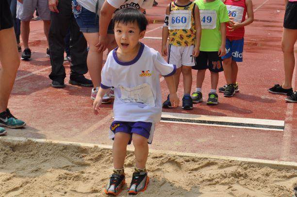 第九屆恩格斯兒童田徑超新星大賽