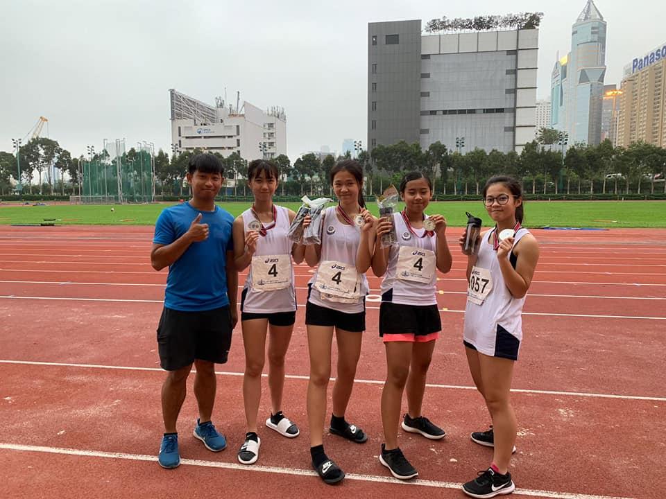 精英會員喜訊-飛達新星田徑聯賽/ASICS 香港田徑系列賽2019